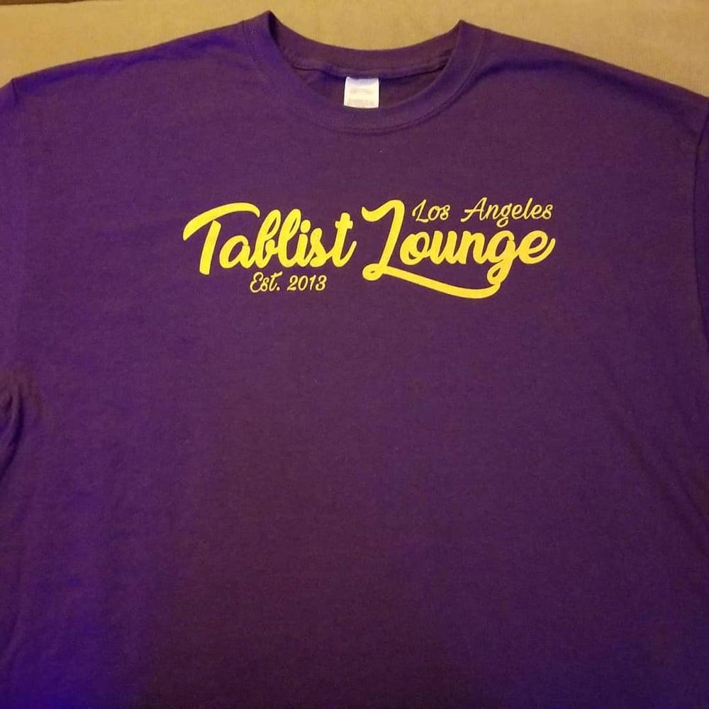 Image of Tablist Lounge Core Logo Tee