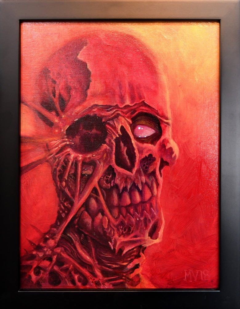 "Image of ""Wake Up Dead"" by Matt Vazquez"