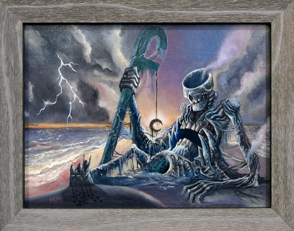 """Image of """"Pilgrimage of the Drowned"""" by Matt Vazquez"""