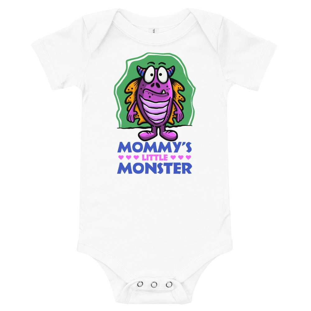 Mommy's Little Monster (Number Two)