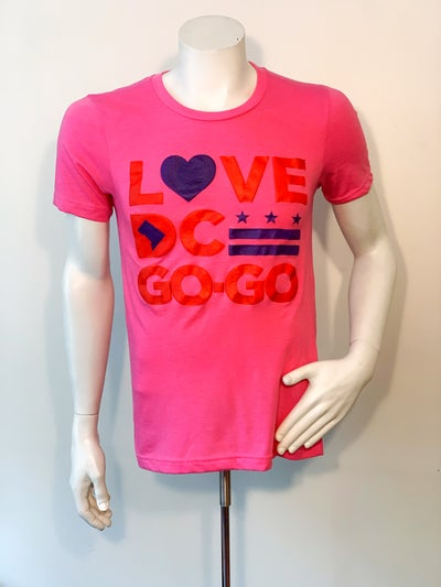 """Image of Love DC Go-Go - """"Charity"""" T-shirt"""