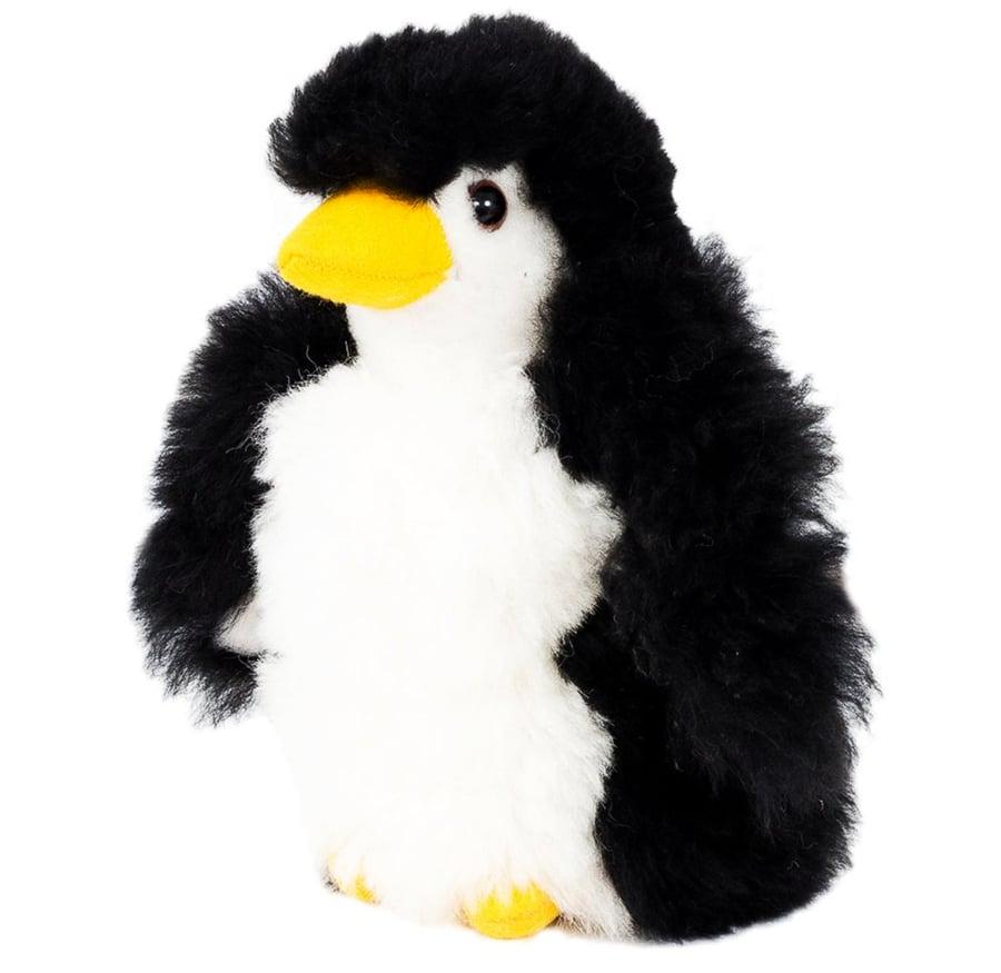 Image of STUFFED ALPACA Penguin