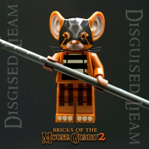Image of Bricks of the Mouse Guard 2 - LIEAM in DISGUISE / LIMITED