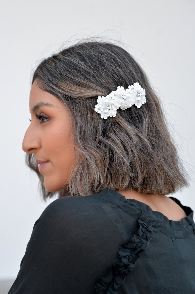 Image of Embellished Barrette Clip (Free Shipping!)