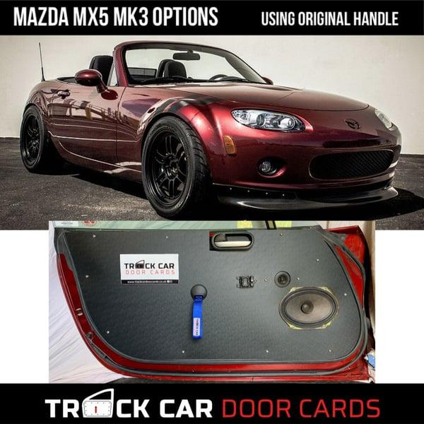 Image of Mazda MX5 - MK3 Full Door - Using Original Handle