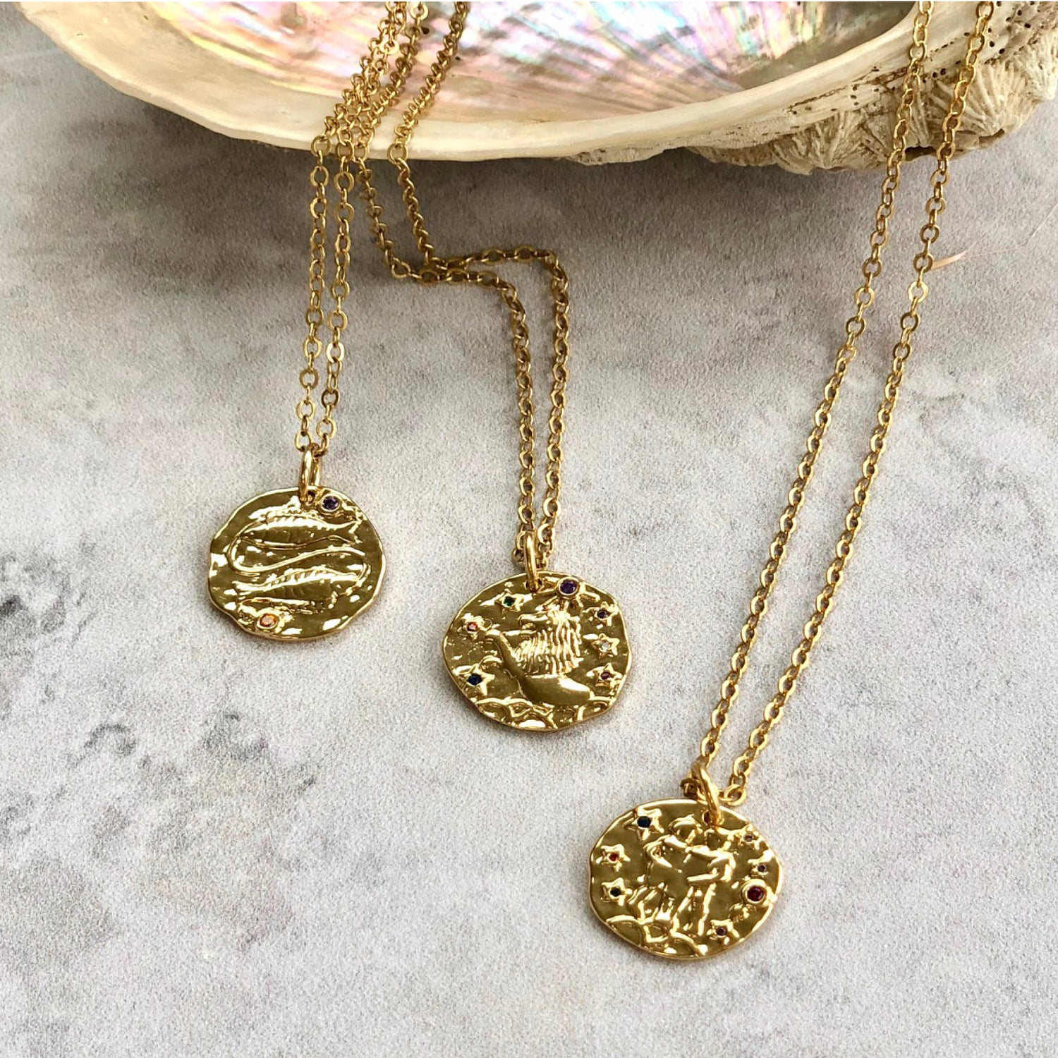 Image of Starsign Necklace