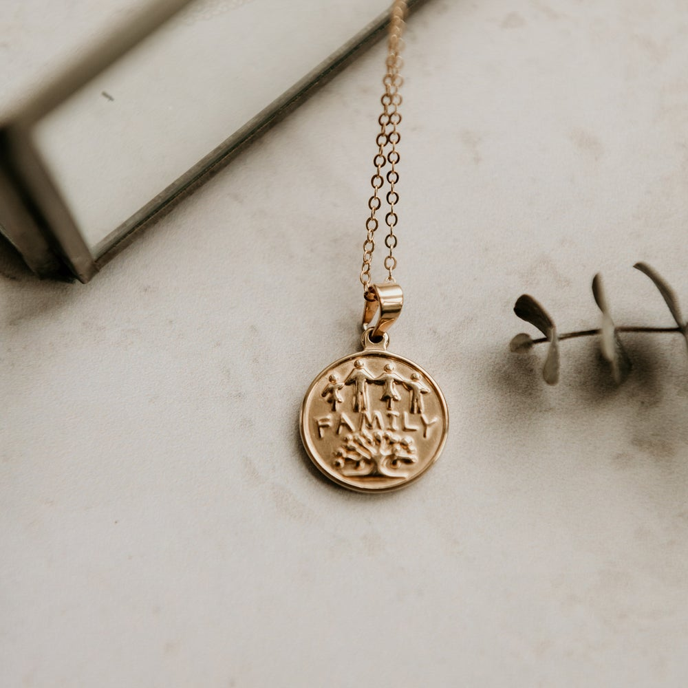 Image of Family Tree Of Life Necklace