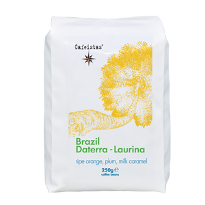 Image of brazil - daterra laurina - 250g - coffee beans / ground