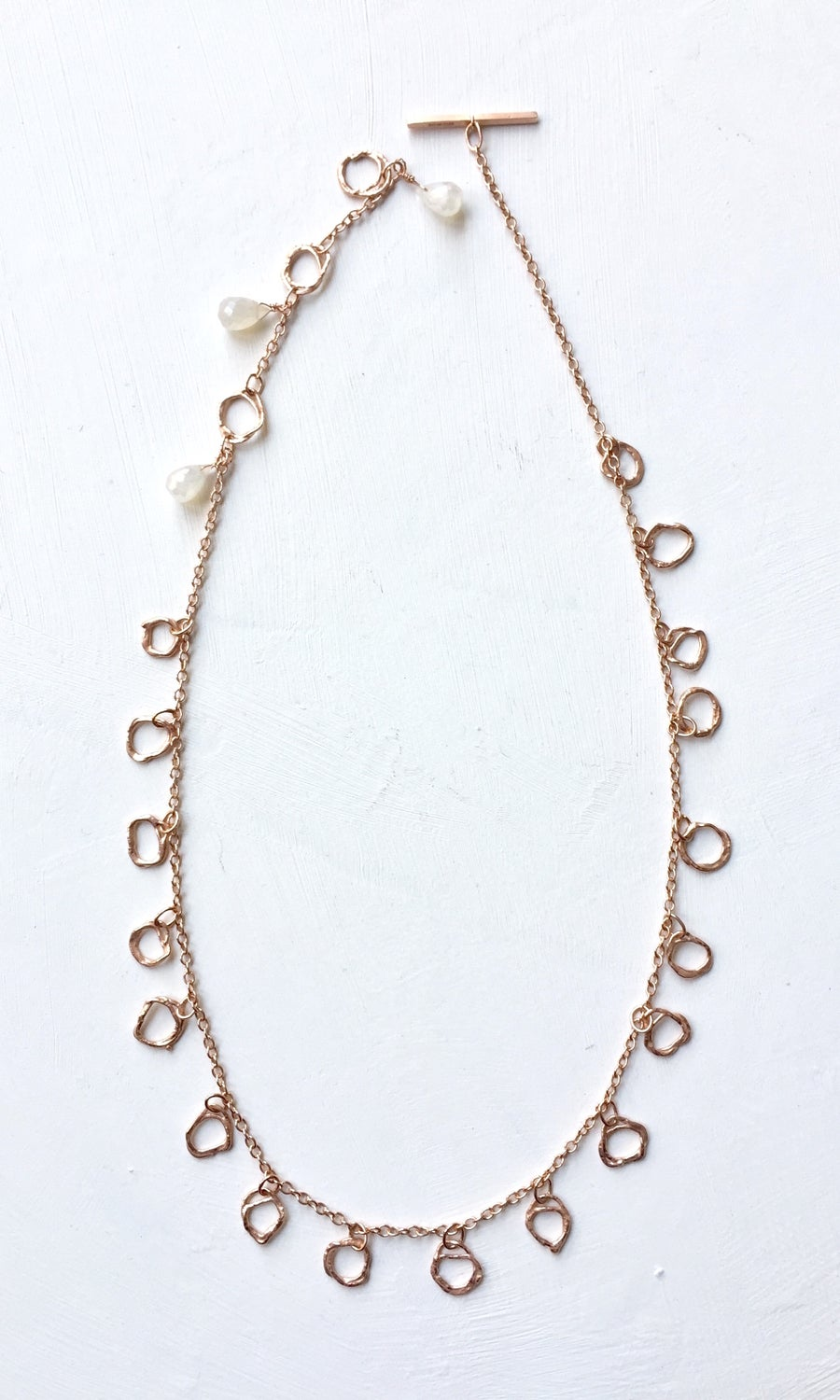 Image of Indian Summer Links Necklace #4