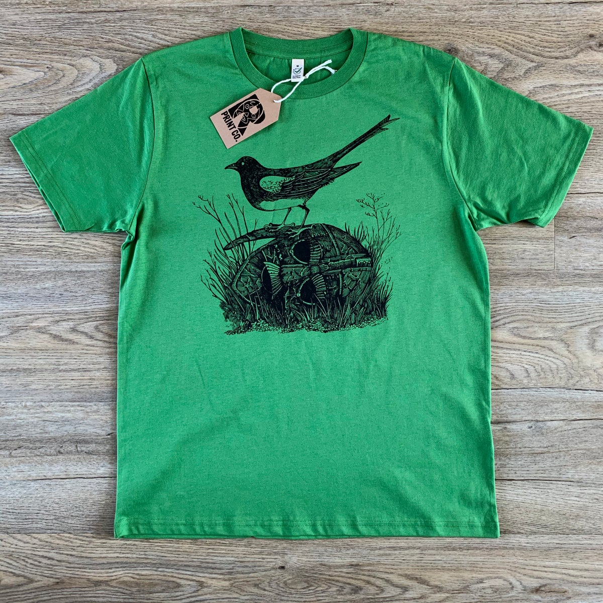 Image of NON FERROUS METALS  - Sin-Eater *Green Tee*