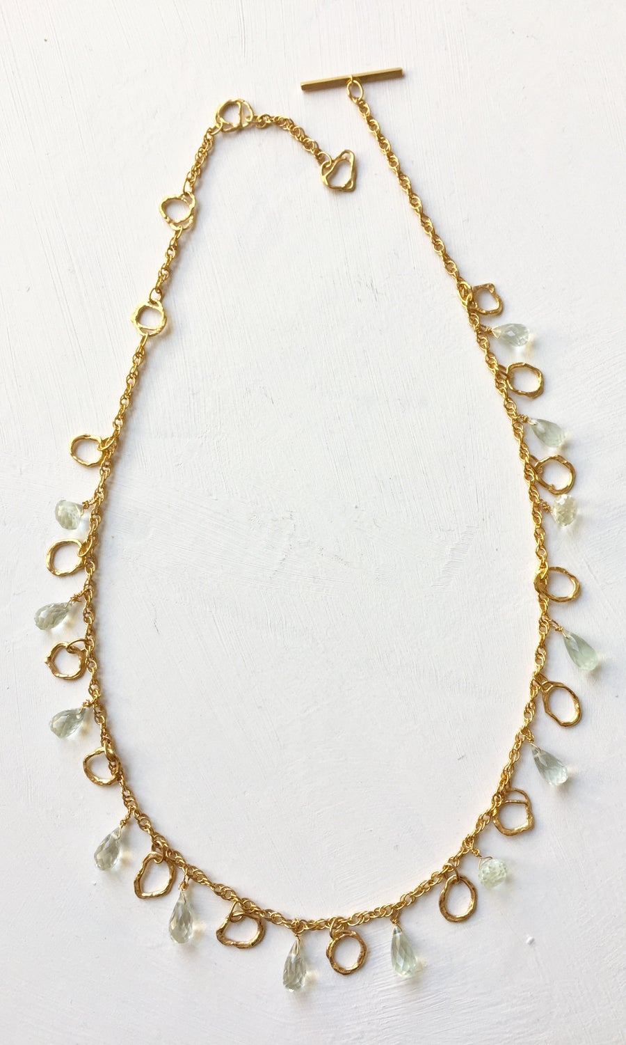 Image of Indian Summer Links Necklace #8
