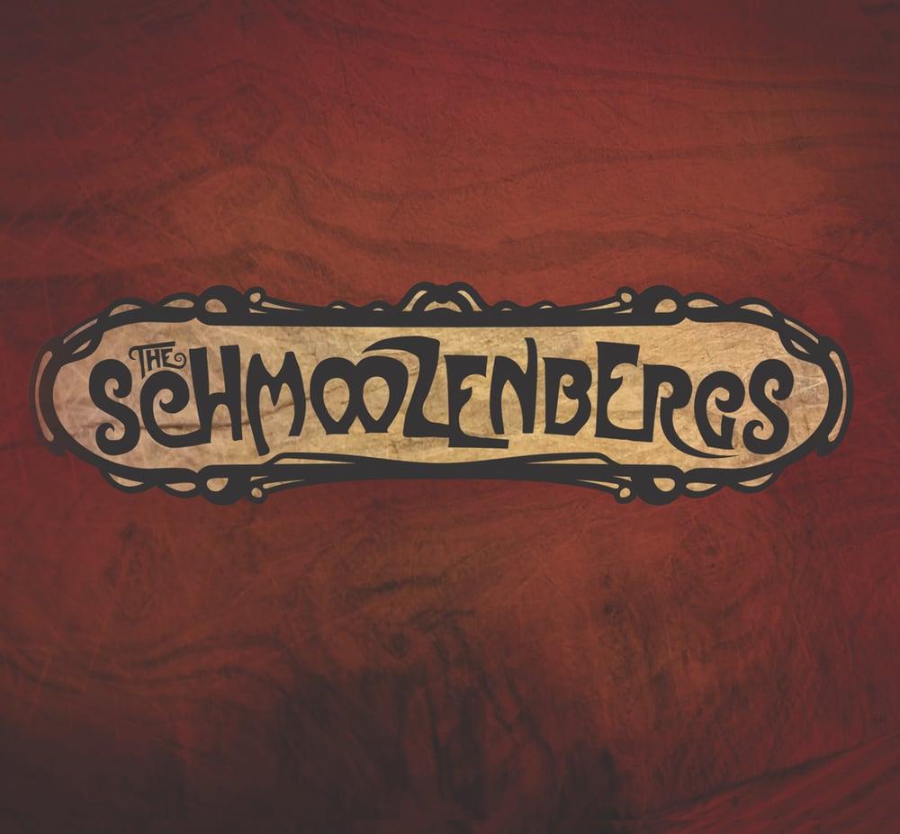 Image of The Schmoozenbergs (2017) - CD Album
