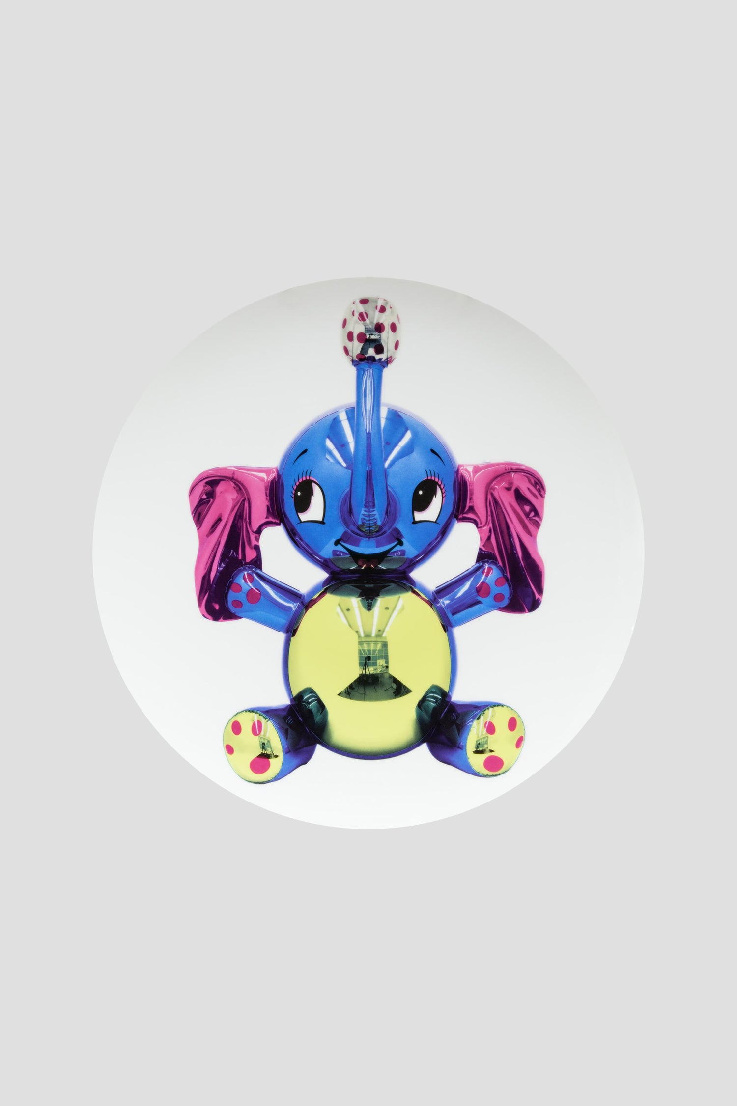 Image of Jeff Koons - Elephant