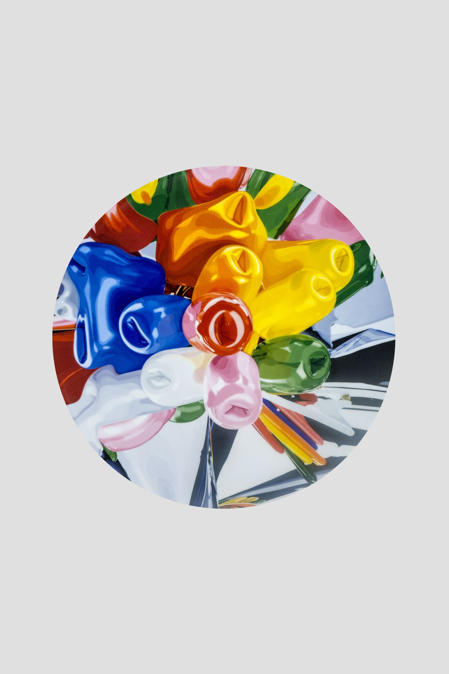 Image of Jeff Koons - Tulips