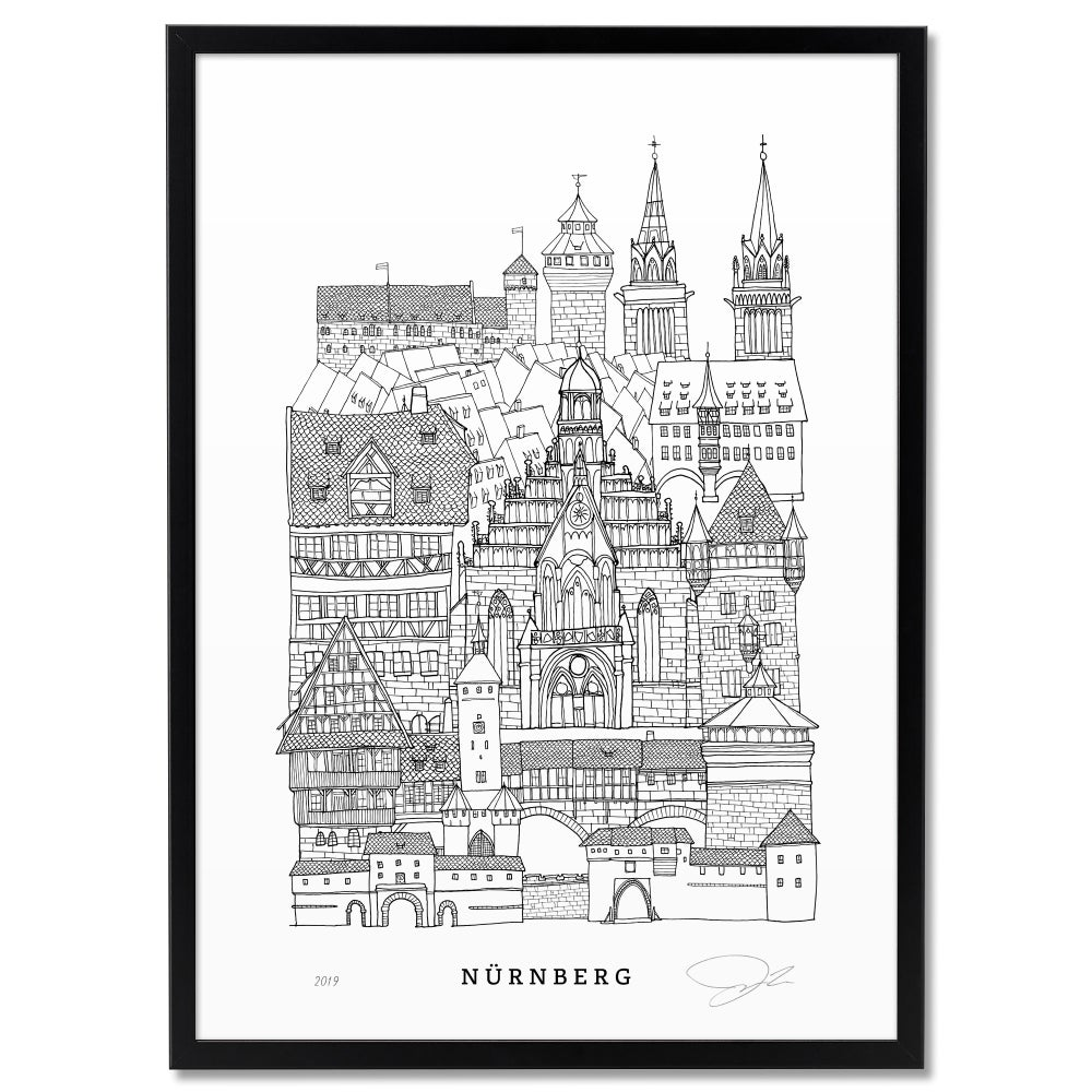 Image of City Portrait Nürnberg