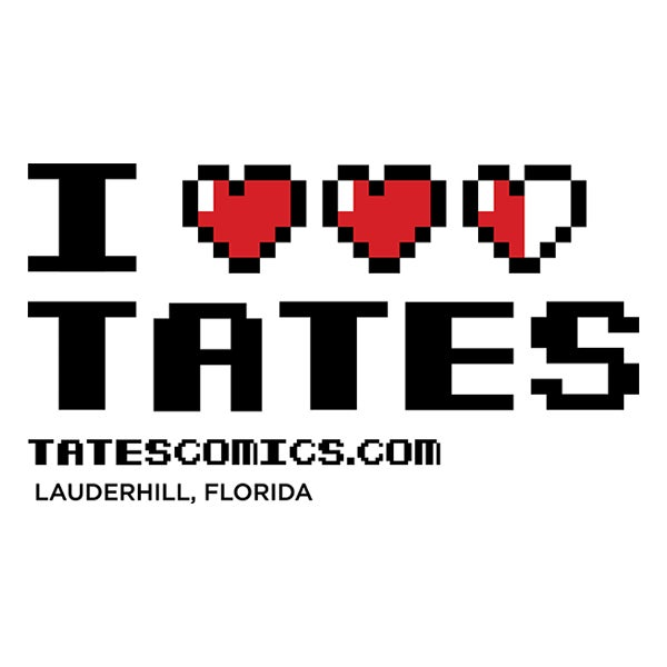 Image of I Heart TATES