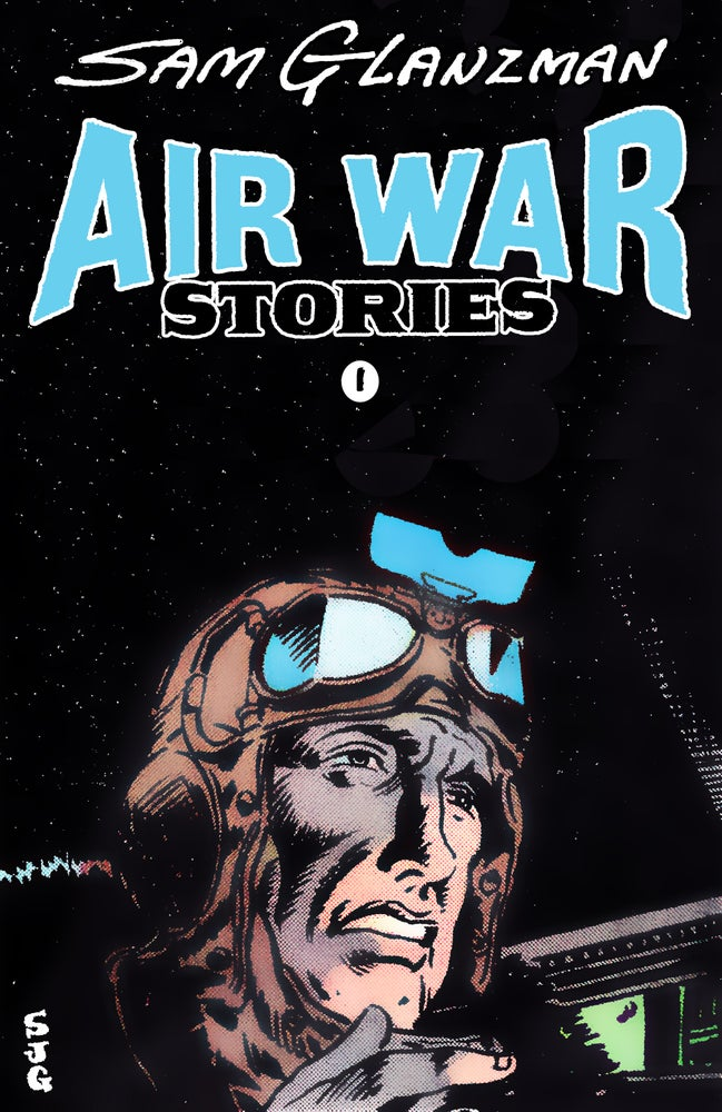 Image of AIR WAR STORIES #1 (Sam Glanzman variant cover)