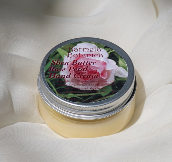 Image of Rose Petal Hand Cream