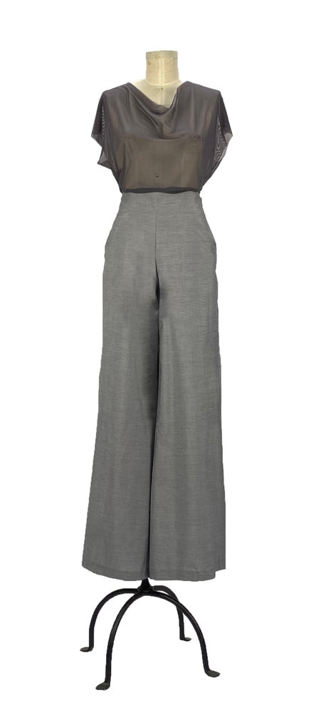 Image of zully pants gray