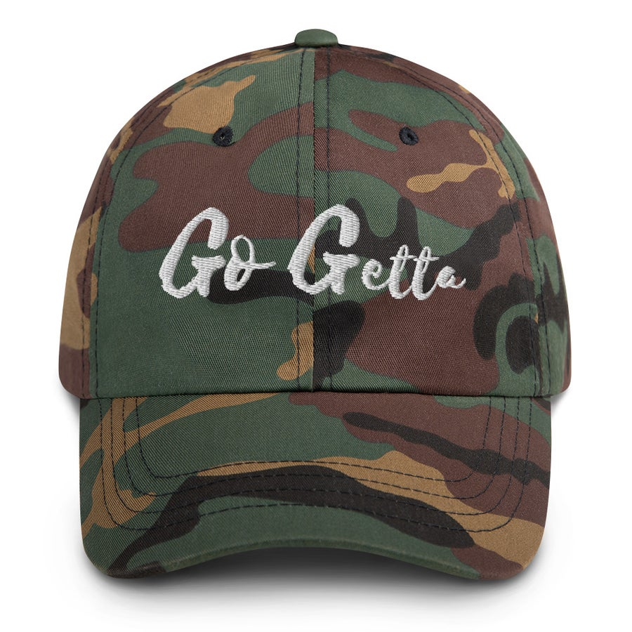"""Image of The """"Go Getta State Of Mind"""" Dad Cap"""