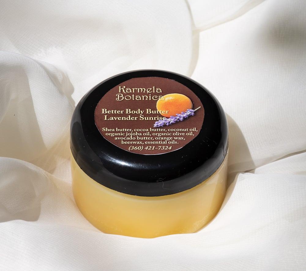 Image of Better Body Butter Lavender Sunrise