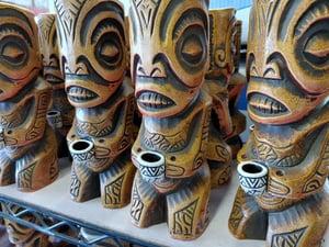 Image of  Tahiti Felix 70th Anniversary Tiki Mug