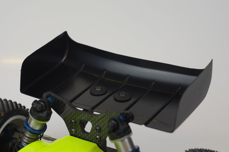 "Image of Phat Bodies - 6"" GURT Wing for Losi Mini 8ight, Associated Reflex 14B, LC Racing EMB-1"