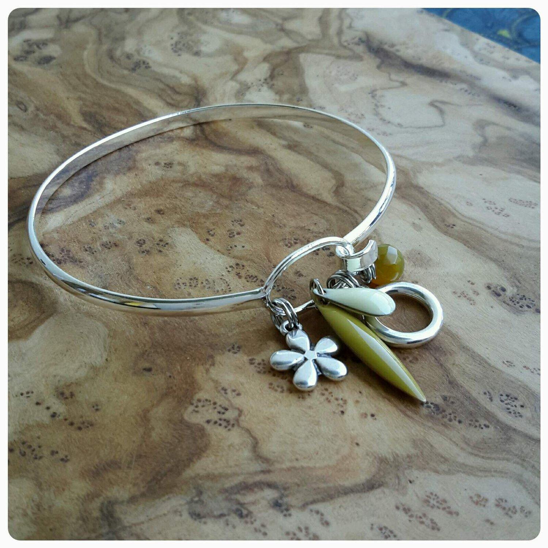 Image of Bracelet Fleur