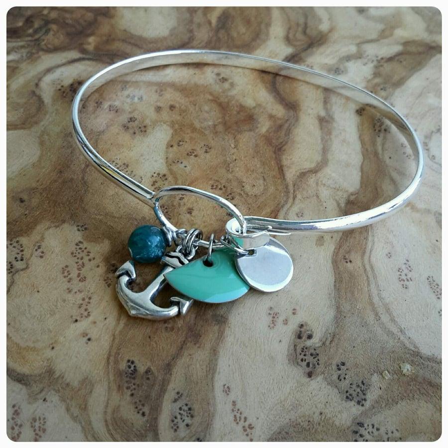 Image of bracelet ancre