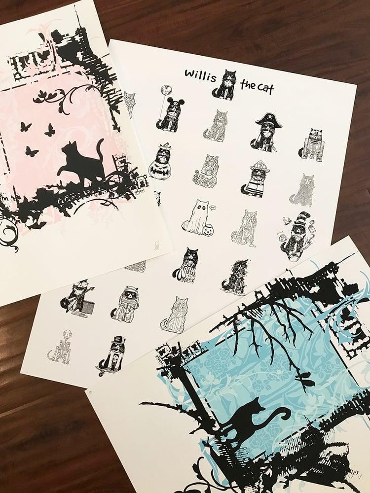 Image of 3 Print Cat Deal
