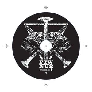 "Image of TRINITY TEST ""BRUTAL MACHINE"" CD EP"