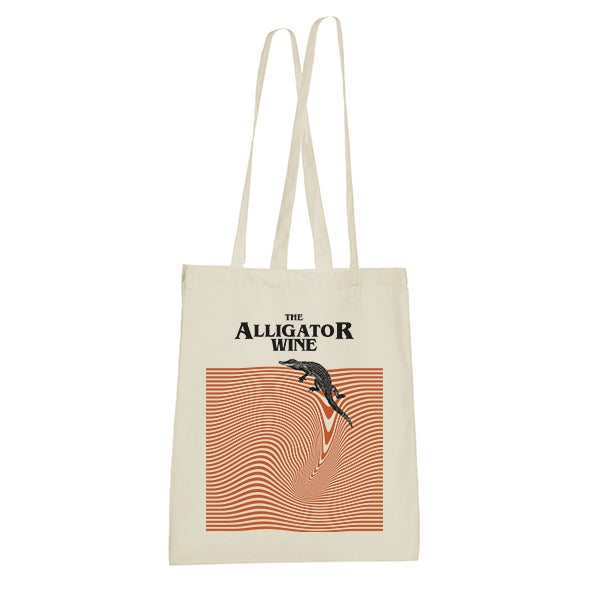 "Image of Tote Bag ""The Alligator Wine"""