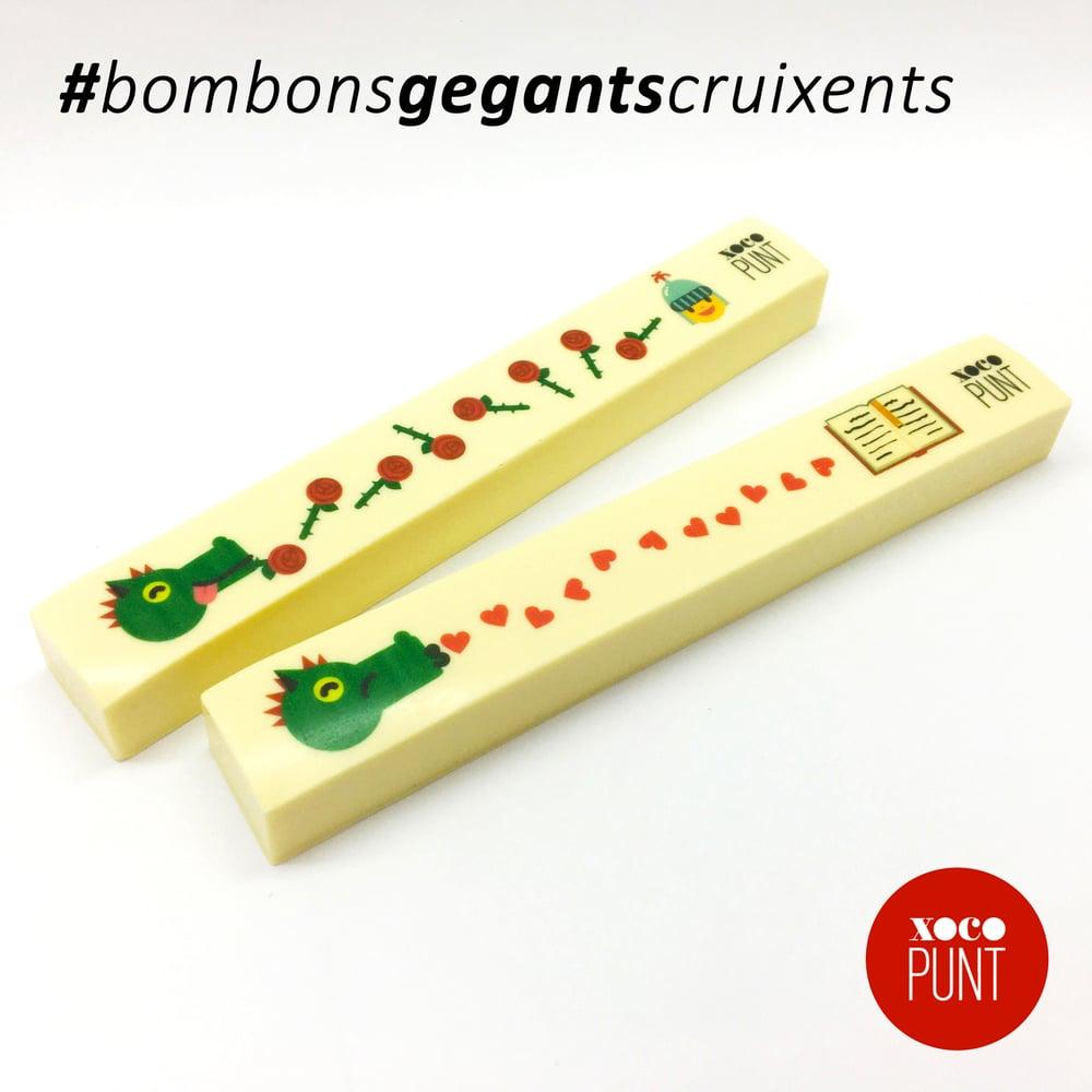 Image of BOMBÓ GEGANT - Sant Jordi