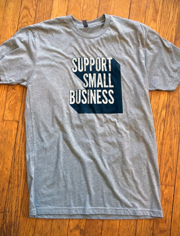 Image of Support Small Business Tee