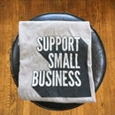 Image 2 of Support Small Business Tee