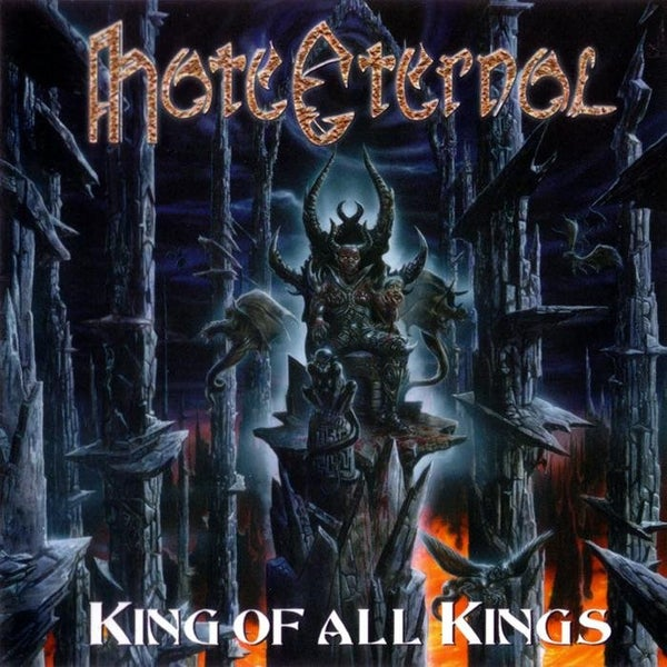 Image of HATE ETERNAL - King Of All Kings CD