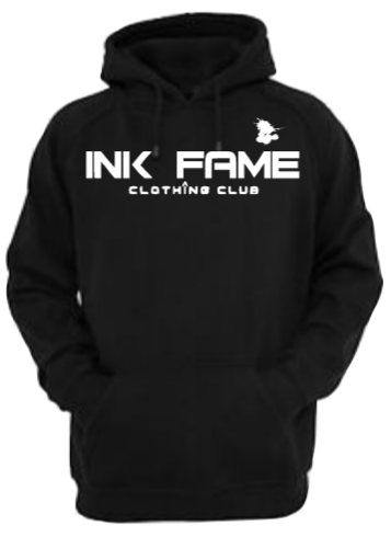 """Image of Ink Fame """"Classic"""" Hoodie"""