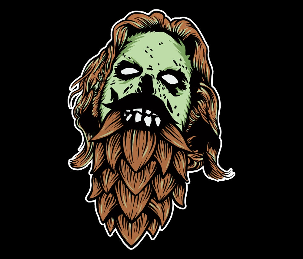 Image of Beer Zombies - Abide to Quarantine Shirt