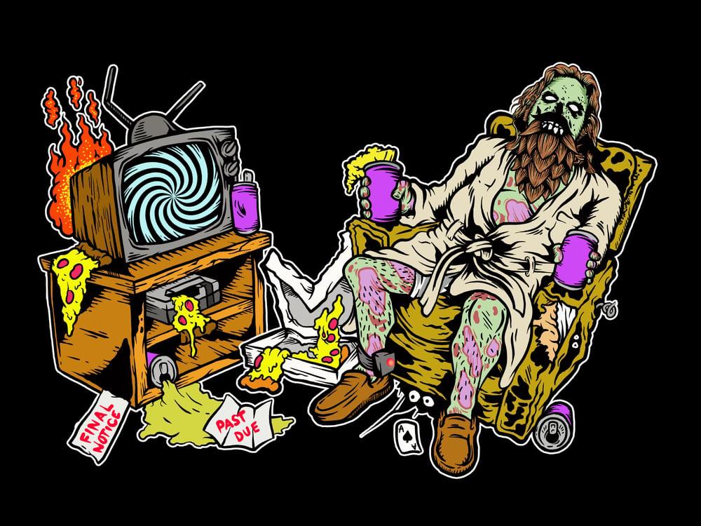 Beer Zombies - Abide to Quarantine Shirt