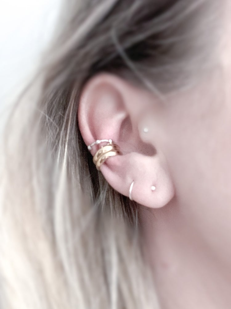 Image of Twin Ear Cuff