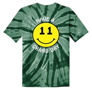 Image of Have A Grand Day Tie Dye Tee (G)