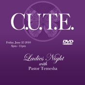 Image of C.U.T.E. Ladies Night 2010
