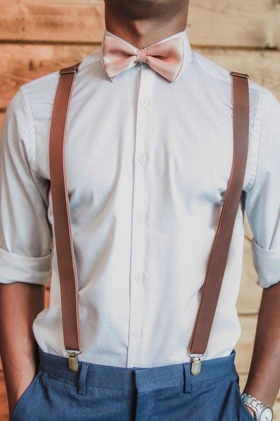 Image of Suspenders & Bow Ties