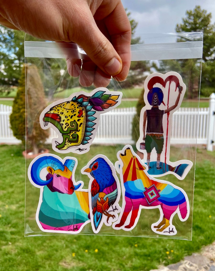 Image of Sticker Pack #2