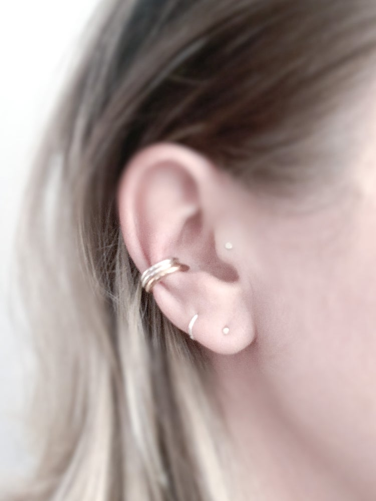 Image of Thick Ear Cuff