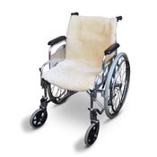 """Image of MARCUS -SHEEPSKIN WHEELCHAIR FULL SEAT COVER 40"""" X 18"""" X 1"""""""
