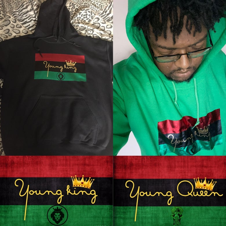 Image of Young King/ Young Queen Collection