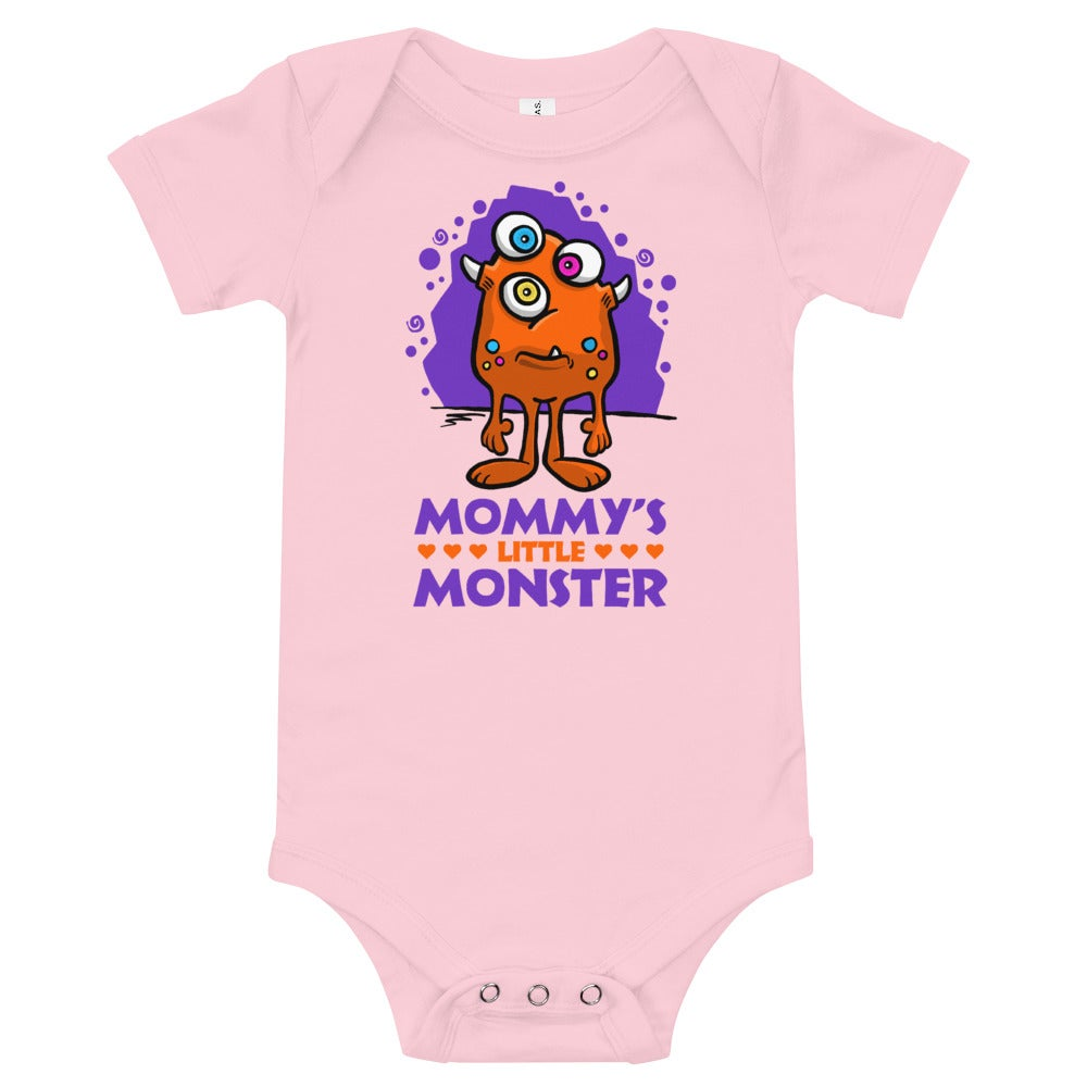 Mommy's Little Monster (Number Five)