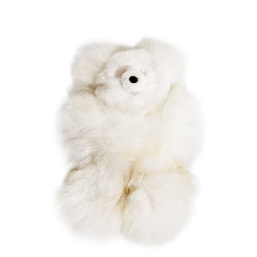 Image of Small STUFFED ALPACA Bear