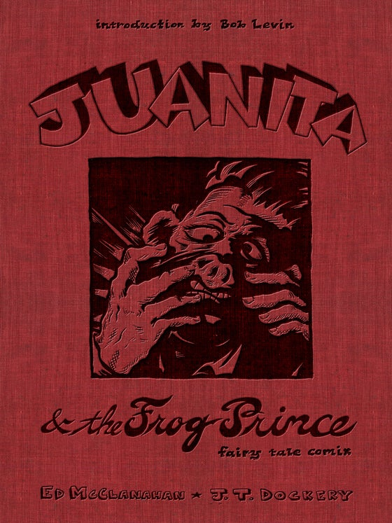 Image of Juanita and the Frog Prince (signed by the author)